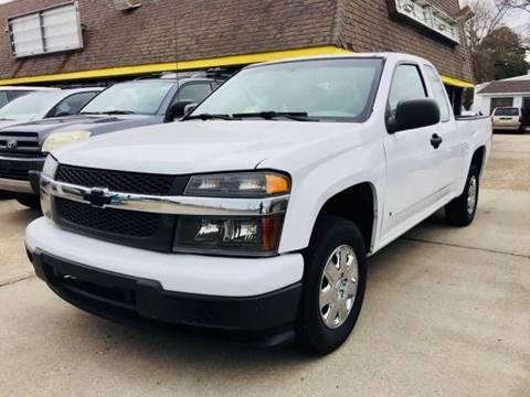2007 Chevrolet Colorado for sale at Auto Space LLC in Norfolk VA