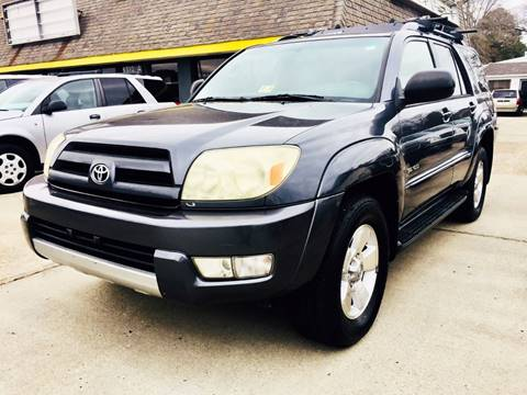 2004 Toyota 4Runner for sale at Auto Space LLC in Norfolk VA