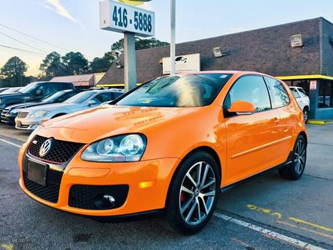 2007 Volkswagen GTI for sale at Auto Space LLC in Norfolk VA