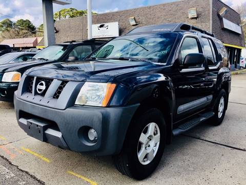 2006 Nissan Xterra for sale at Auto Space LLC in Norfolk VA