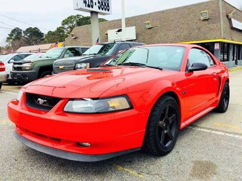 2000 Ford Mustang for sale at Auto Space LLC in Norfolk VA