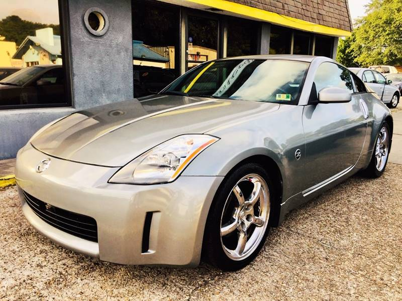 2004 Nissan 350Z For Sale At Auto Space LLC In Norfolk VA