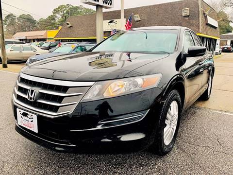 2012 Honda Crosstour for sale in Norfolk, VA
