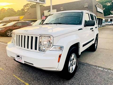 2011 Jeep Liberty for sale in Norfolk, VA