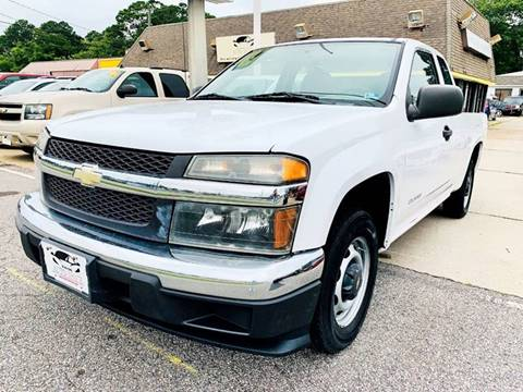 2004 Chevrolet Colorado For Sale In Norfolk Va