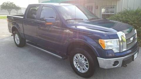 2012 Ford F-150 for sale at Haigler Motors Inc in Tyler TX