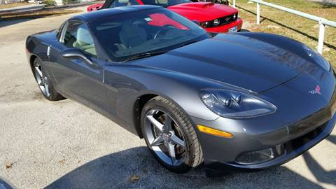 2012 Chevrolet Corvette for sale at Haigler Motors Inc in Tyler TX