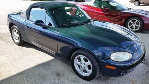 2000 Mazda MX-5 Miata for sale at Haigler Motors Inc in Tyler TX