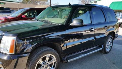 2006 Cadillac Escalade for sale at Haigler Motors Inc in Tyler TX