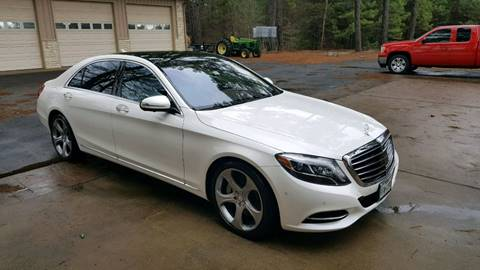 2015 Mercedes-Benz S-Class for sale at Haigler Motors Inc in Tyler TX