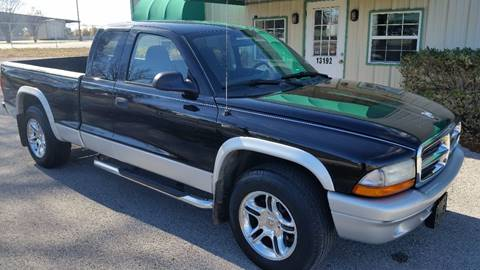 2004 Dodge Dakota for sale at Haigler Motors Inc in Tyler TX