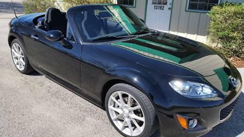2010 Mazda MX-5 Miata for sale at Haigler Motors Inc in Tyler TX