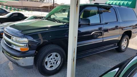 2004 Chevrolet Suburban for sale at Haigler Motors Inc in Tyler TX
