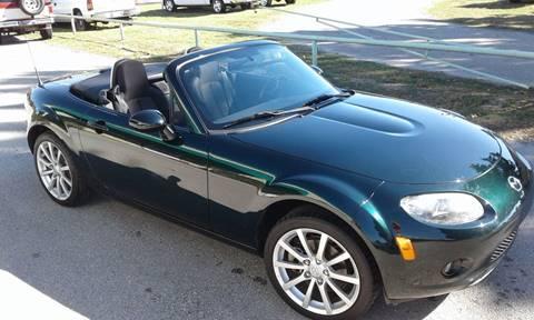 2007 Mazda MX-5 Miata for sale at Haigler Motors Inc in Tyler TX