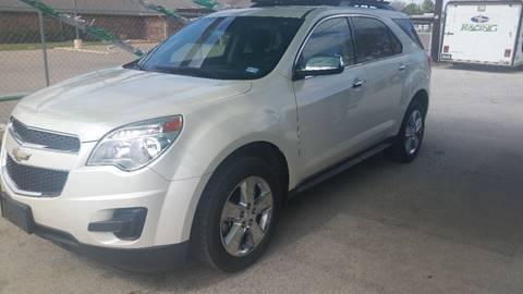 2015 Chevrolet Equinox for sale at Haigler Motors Inc in Tyler TX