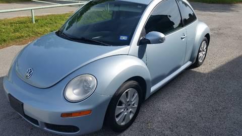 2010 Volkswagen New Beetle for sale at Haigler Motors Inc in Tyler TX