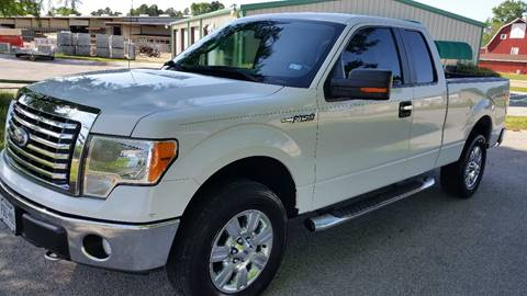 2010 Ford F-150 for sale at Haigler Motors Inc in Tyler TX