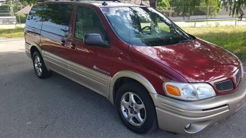 2005 Pontiac Montana for sale at Haigler Motors Inc in Tyler TX