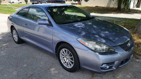 2008 Toyota Camry Solara for sale at Haigler Motors Inc in Tyler TX