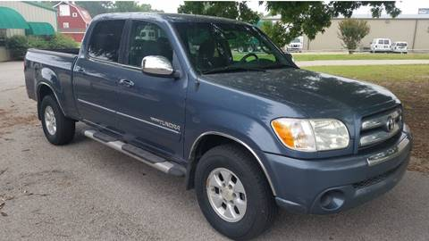 2005 Toyota Tundra for sale at Haigler Motors Inc in Tyler TX