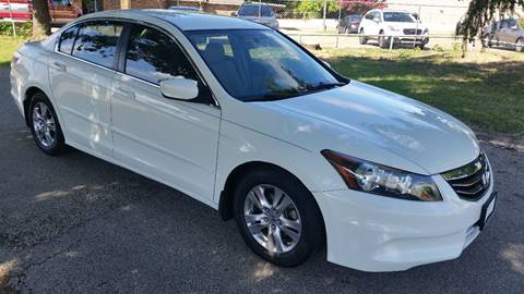 2012 Honda Accord for sale at Haigler Motors Inc in Tyler TX