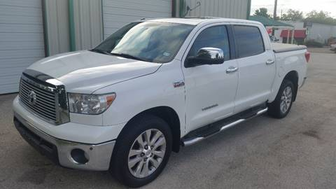2013 Toyota Tundra for sale at Haigler Motors Inc in Tyler TX