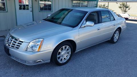2010 Cadillac DTS for sale at Haigler Motors Inc in Tyler TX