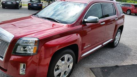 2014 GMC Terrain for sale at Haigler Motors Inc in Tyler TX