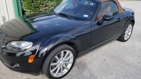 2008 Mazda MX-5 Miata for sale at Haigler Motors Inc in Tyler TX