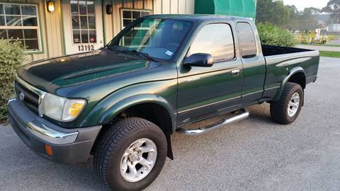 2000 Toyota Tacoma for sale at Haigler Motors Inc in Tyler TX
