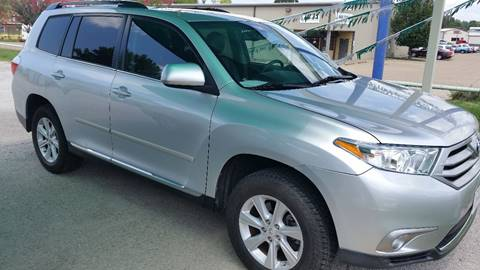 2011 Toyota Highlander for sale at Haigler Motors Inc in Tyler TX