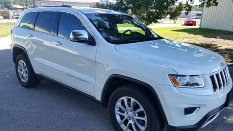 2014 Jeep Grand Cherokee for sale at Haigler Motors Inc in Tyler TX