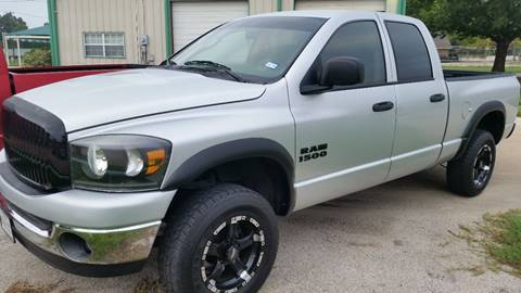 2008 Dodge Ram Pickup 1500 for sale at Haigler Motors Inc in Tyler TX