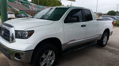2007 Toyota Tundra for sale in Tyler, TX