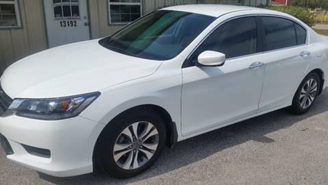 2013 Honda Accord for sale in Tyler, TX