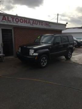 2008 Jeep Liberty for sale in Altoona, PA