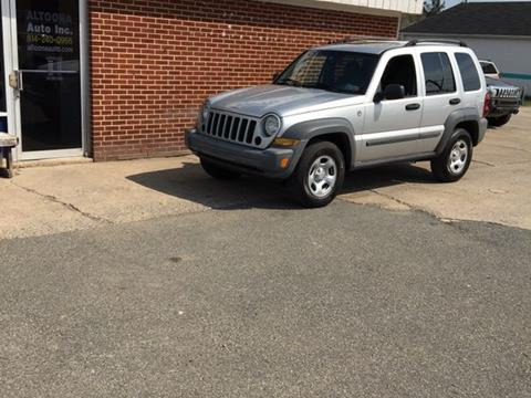 2005 Jeep Liberty for sale in Altoona, PA