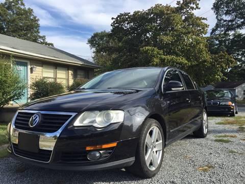 2009 Volkswagen Passat for sale in Marietta, GA