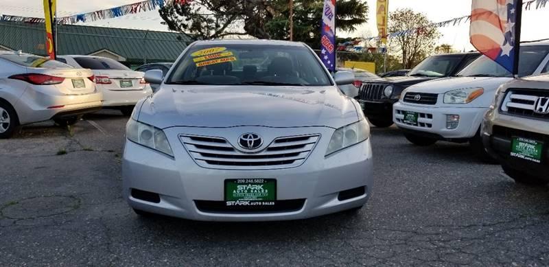 2007 Toyota Camry For Sale At Stark Auto Sales In Modesto CA
