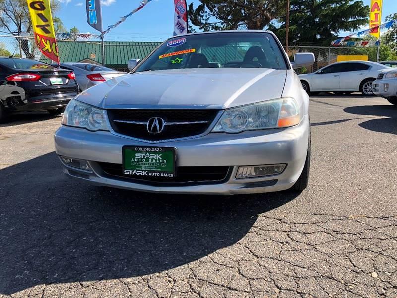 Acura TL TypeS In Modesto CA Stark Auto Sales - 2003 acura tl type s for sale
