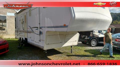 2002 Sunny Brook M31bwfs for sale in Clintwood, VA