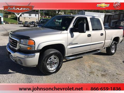 2006 GMC Sierra 2500HD for sale in Clintwood, VA