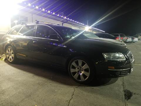 2007 Audi A6 for sale at PLANET AUTO SALES in Lindon UT
