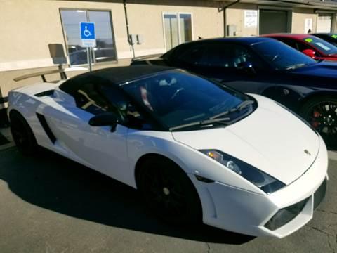 2006 Lamborghini Gallardo for sale at PLANET AUTO SALES in Lindon UT