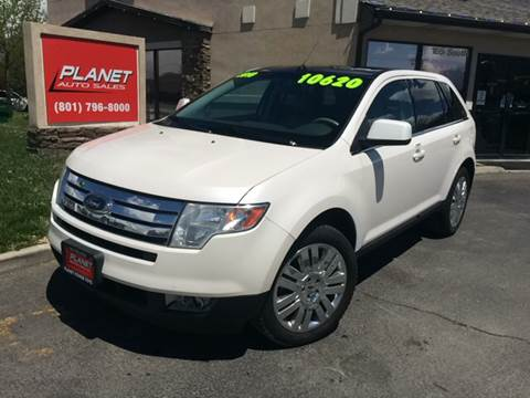 2010 Ford Edge for sale at PLANET AUTO SALES in Lindon UT