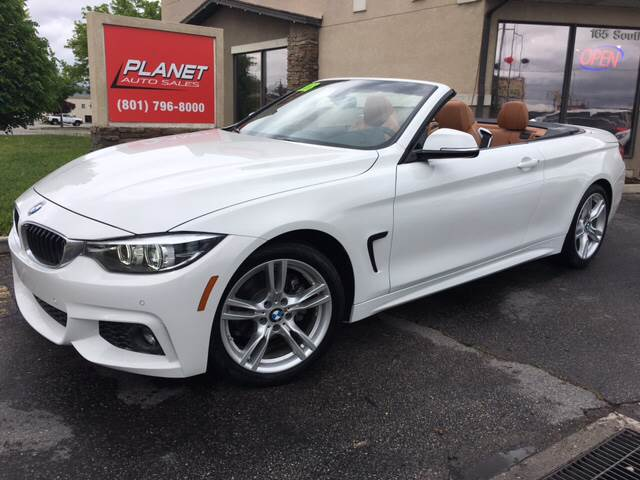 2018 BMW 4 Series for sale at PLANET AUTO SALES in Lindon UT