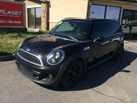2012 MINI Cooper Clubman for sale at PLANET AUTO SALES in Lindon UT