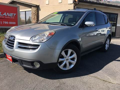 2006 Subaru B9 Tribeca for sale at PLANET AUTO SALES in Lindon UT