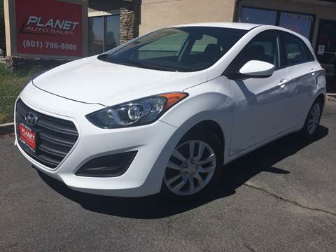 2017 Hyundai Elantra GT for sale at PLANET AUTO SALES in Lindon UT