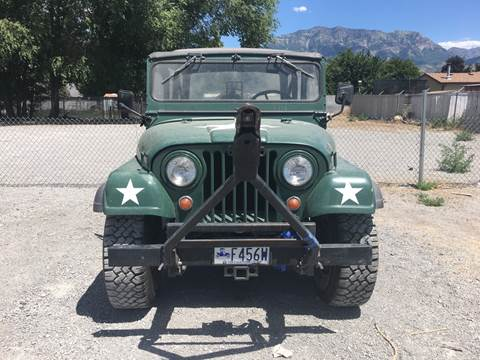 1953 Jeep Willys for sale in Lindon, UT